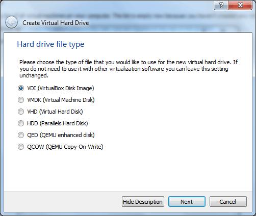 VDI-Virtual-drive